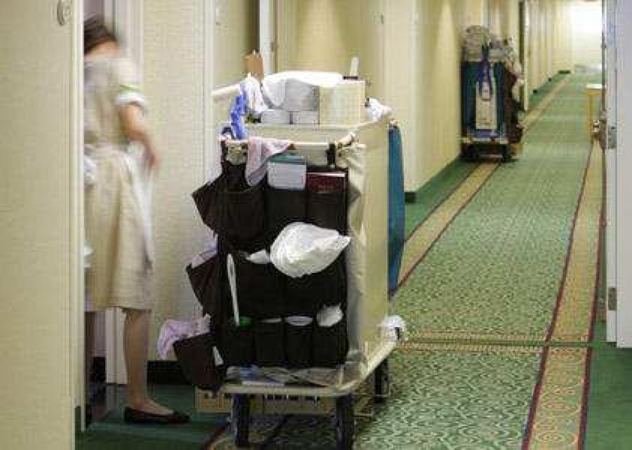 Jubilaci n anticipada para las camareras de piso for Camarera de pisos sueldo
